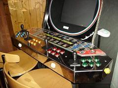 borne arcade pc