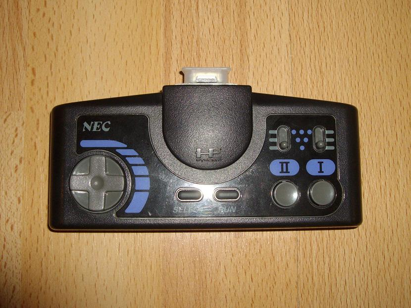MANETTE DE JEU UNIVERSELLE MVGS2 NEC PC ENGINE DUO MODEL 1 ( UNIVERSAL RETROGAMING GAME PAD - UNIVERSAL RETRO CONTROLLER )