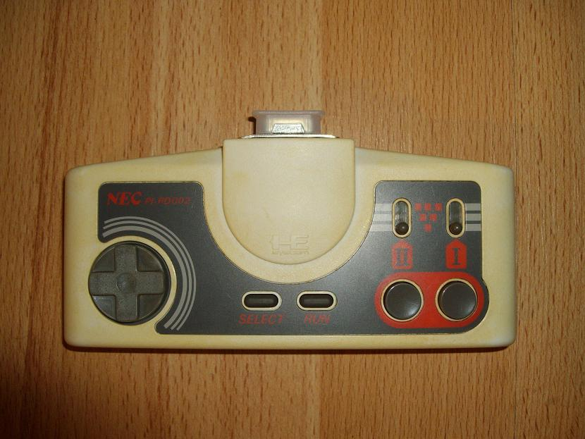 MANETTE DE JEU UNIVERSELLE MVGS2 NEC PC ENGINE MODEL PI-PD002 ( UNIVERSAL RETROGAMING GAME PAD - UNIVERSAL RETRO CONTROLLER )