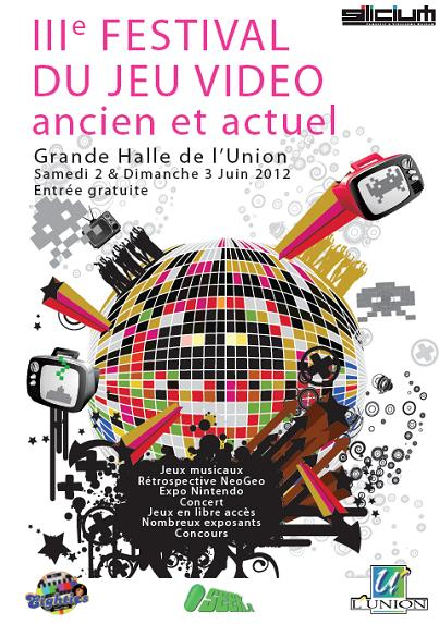 3e Festival du jeu vidéo à l'Union (31) le 2-3 juin 2012 Reglu2012